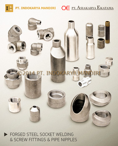 Specifications  Forged High Pressure Pipe Fittings  Carbon steel: ASTM A105  Stainless steel (Austenitic) : ASTM A182 GR F304/L, ASTM A182 GR F316/L  Class Designation: 3000, 6000  Dimensional : ASME B16.11, ANSI/ASME B1.20.1 .